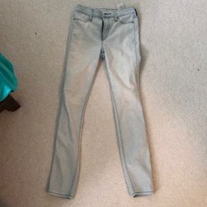 Abercrombie & Fitch Jeans - ❤️Abercrombie Fitch plain lightwash jeggings